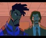 Killmonger x John wick