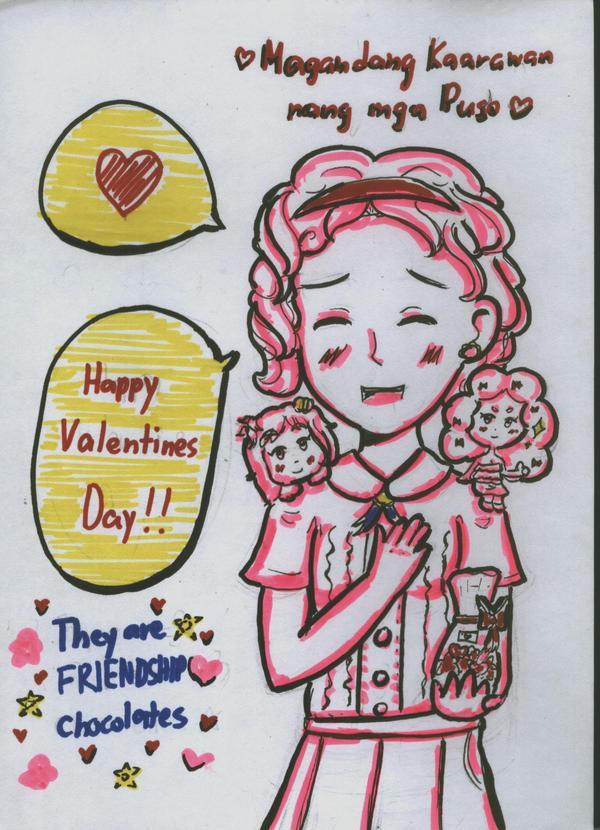 Happy Valentines Day by marimariakutsu