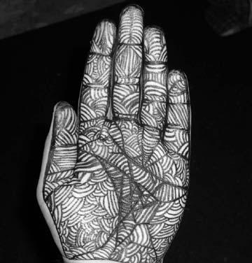 Hand by morbidman187