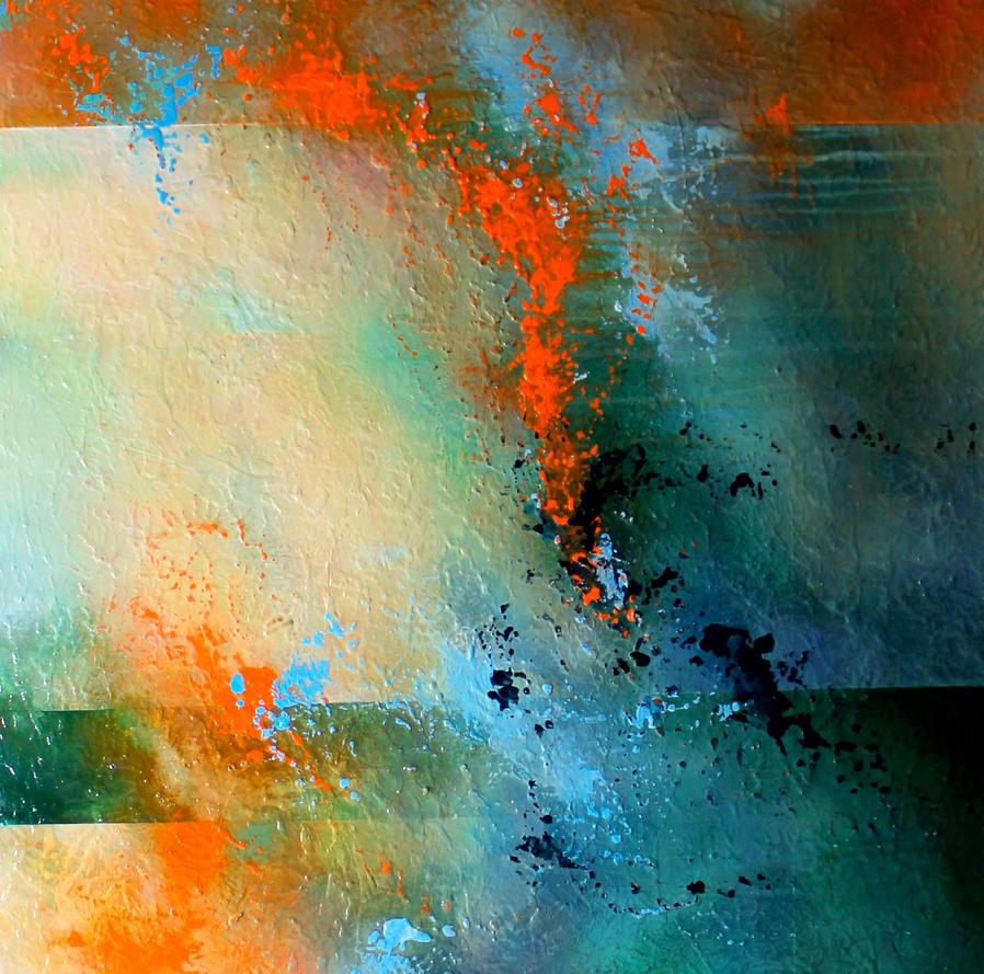 drift by HeatherHowellArt