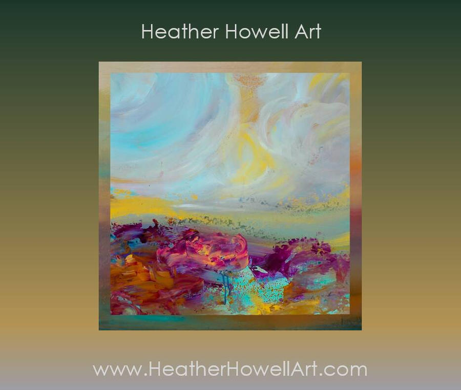 Focal Point by HeatherHowellArt