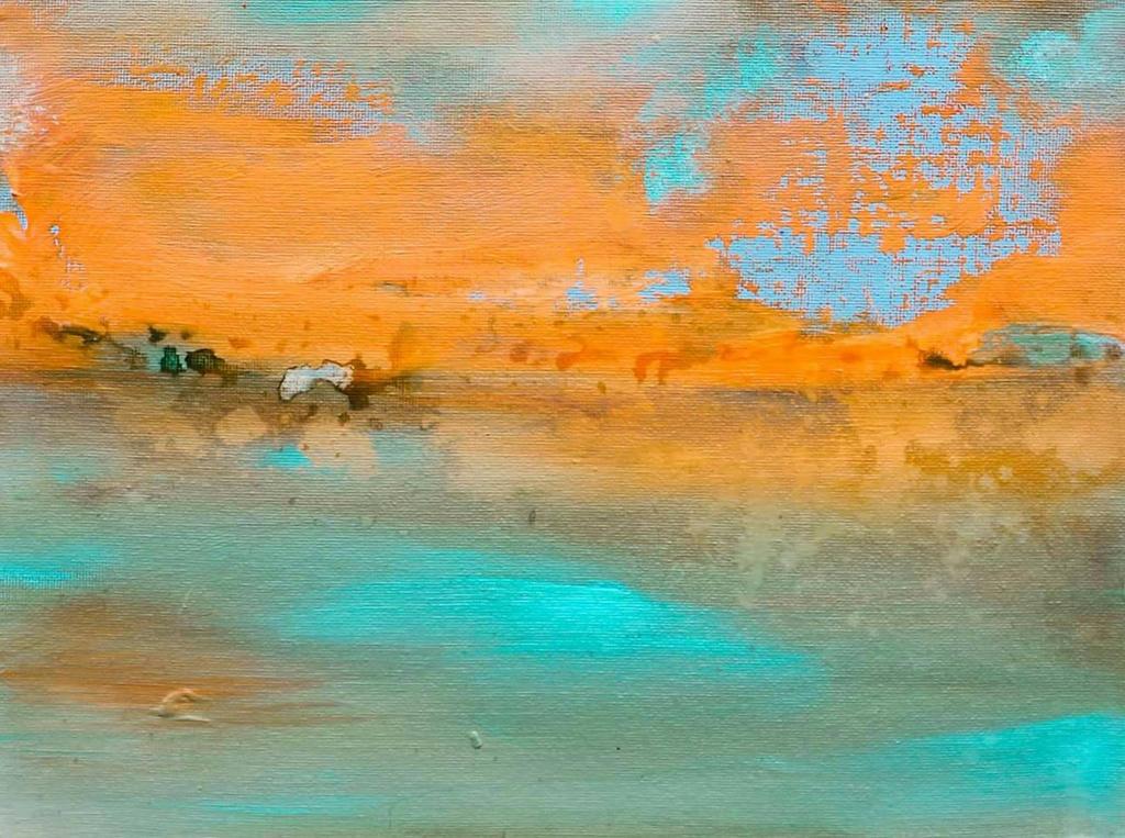 A landscape 3 by HeatherHowellArt