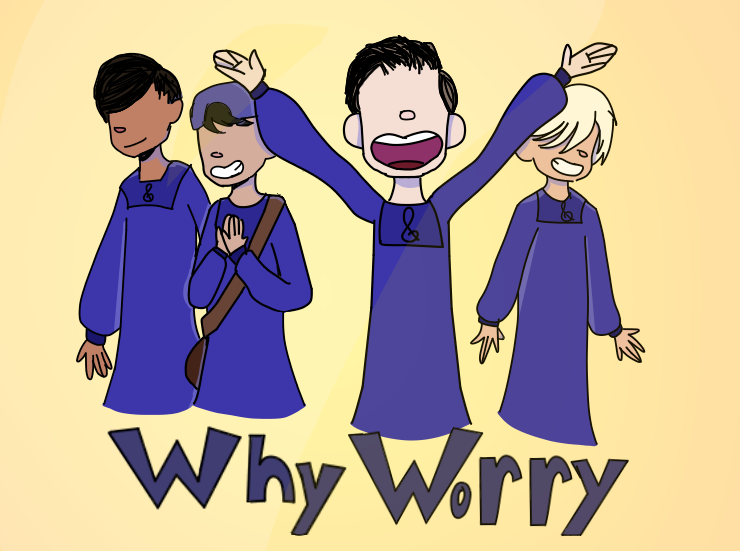\\why worry// by AllYouSinnersStandUp