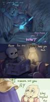 Undertale Lyric Comic: I'll Fight