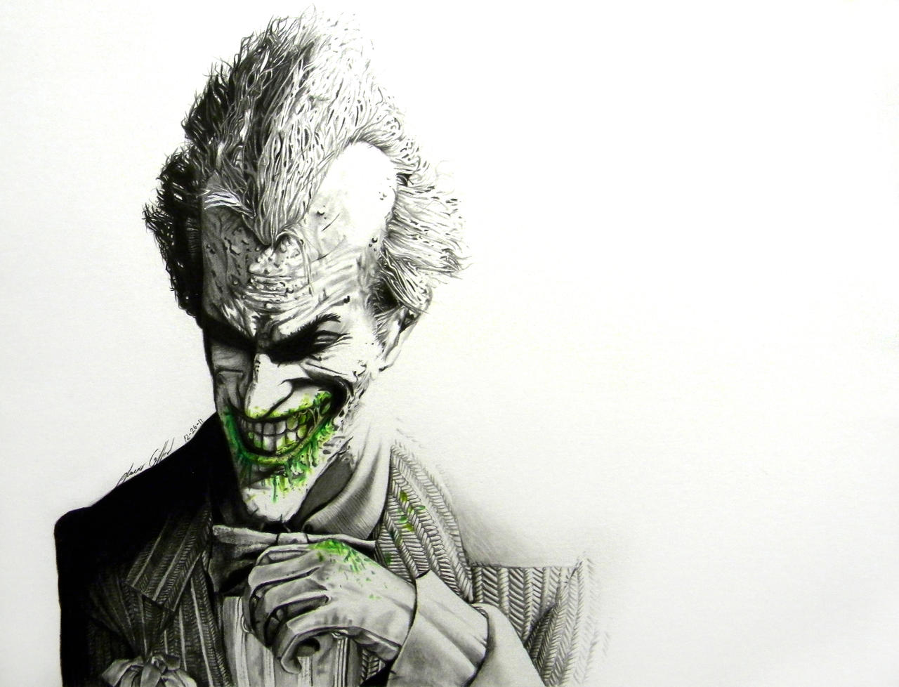 .:Joker:. by MyaWho