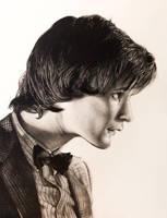 Matt Smith Portrait by MyaWho