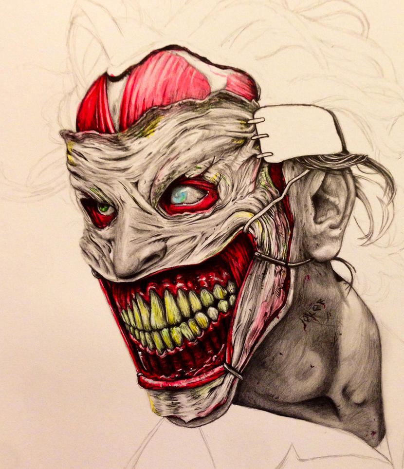 The New 52 Joker (work in progress) by MyaWho on DeviantArtNew 52 Joker Wallpaper