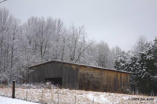 Greene county barn