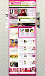 Woman News Portal by atcreation