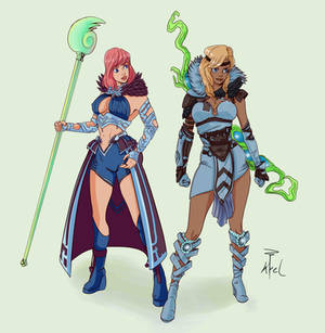 Roxina And Tanja