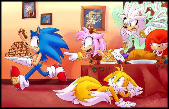 A Sonic Thanksgiving Dinner