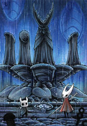 Memorial to the Hollow Knight