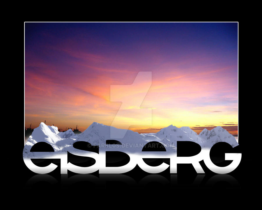 Eisberg by farbl0s