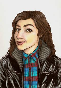 yet another autoportrait