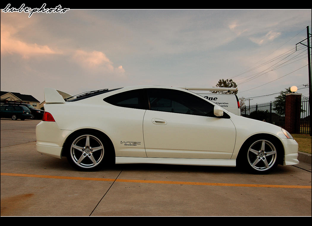 Acura RSX Type S By Bubzphoto On DeviantArt - 2006 acura rsx type s wheels