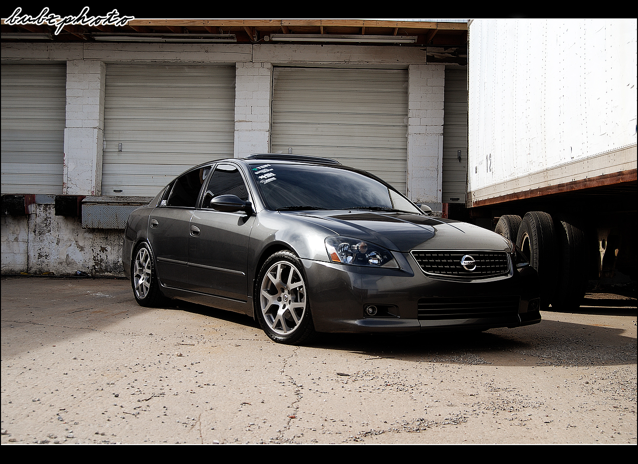 2006 nissan altima se r by bubzphoto on deviantart. Black Bedroom Furniture Sets. Home Design Ideas