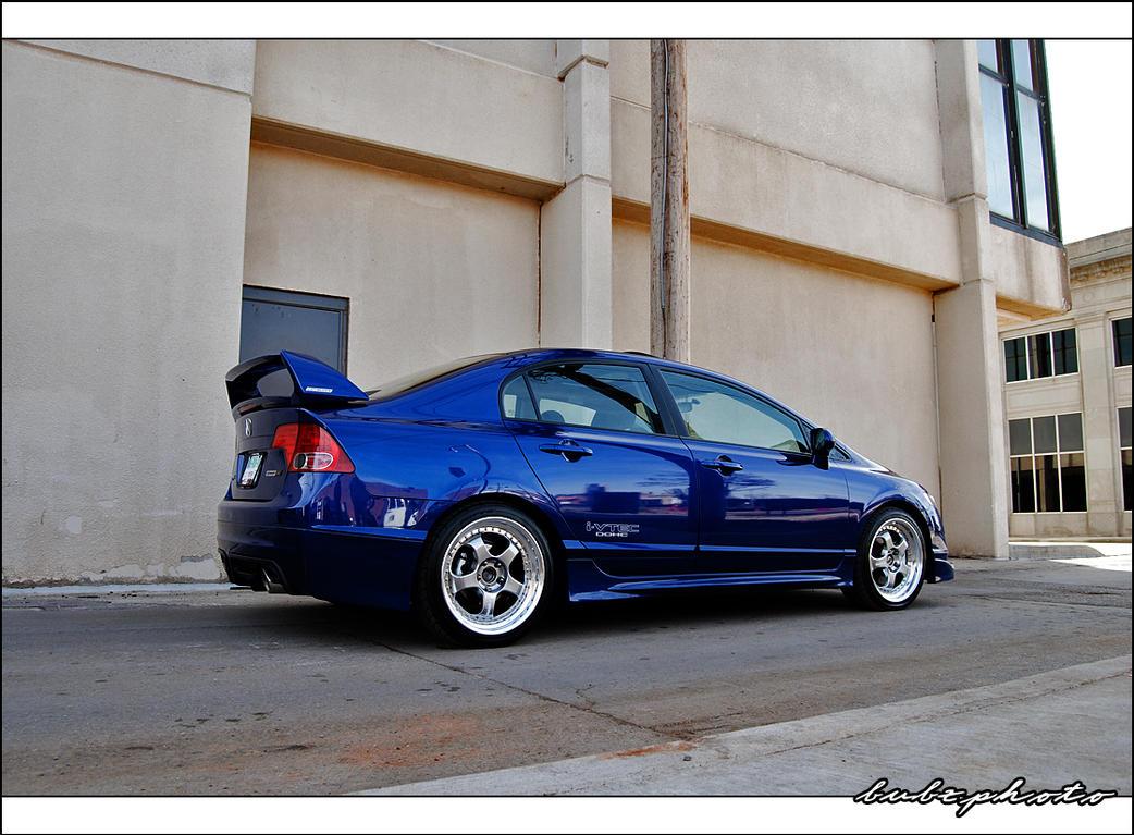 2008 Honda Civic Mugen SI By Bubzphoto ...