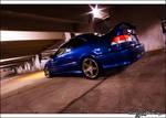 1999 Honda Civic SI 1