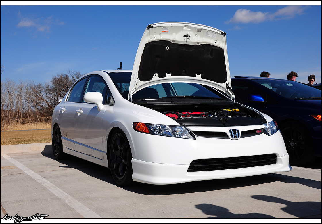 ... FA5VL Honda Civic SI Sedan By Bubzphoto
