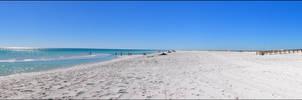 Pensacola Beach Pano