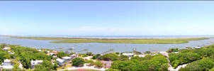 St. Augustine Lighthouse Pano