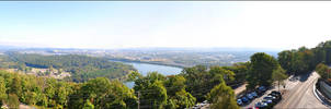 Lookout Mountain Pano