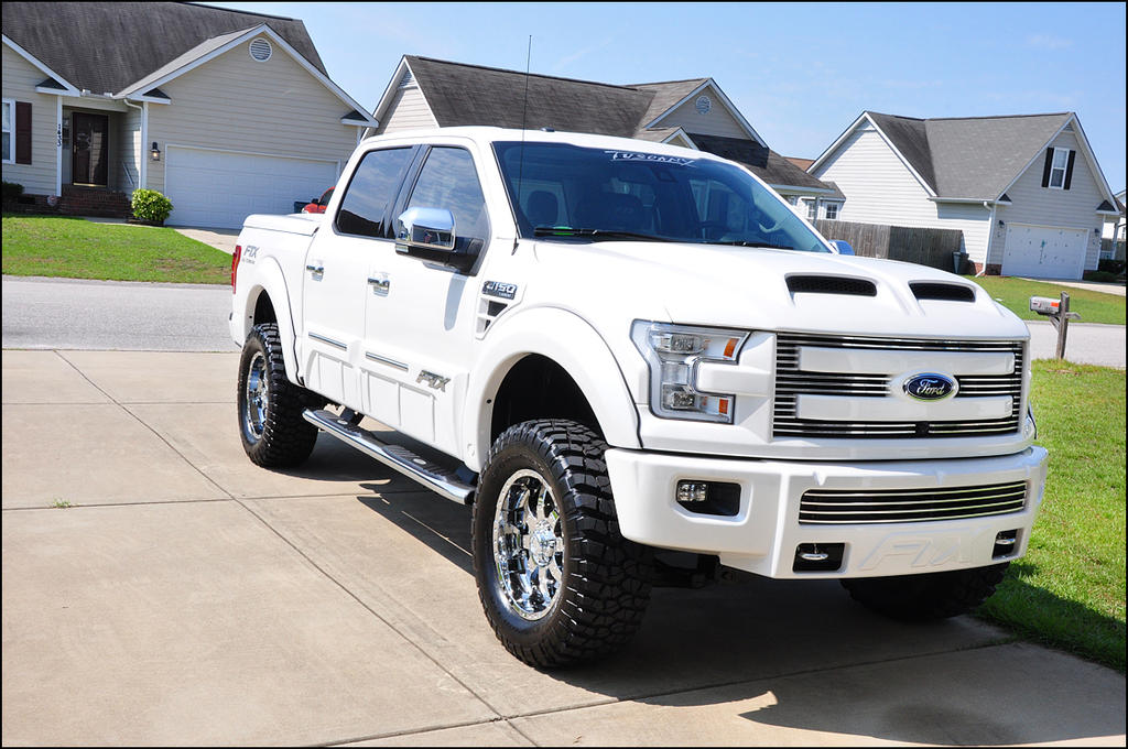 2015 Ford F-150 Tuscany Edition by bubzphoto on DeviantArt