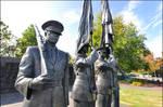 Air Force Memorial - Guardsmen