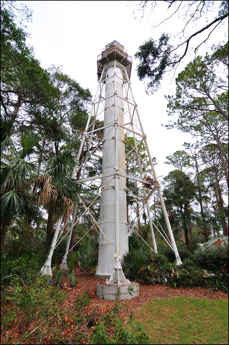Hilton Head Rear Range Light