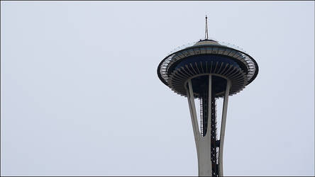 Space Needle - Top