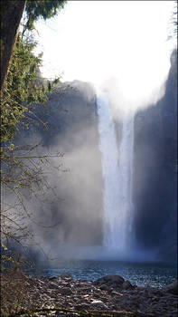 Snoqualmie Falls - Lower