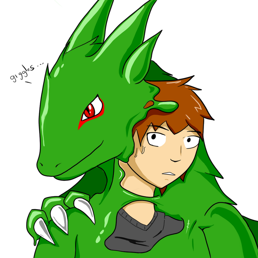 Another dragon goo tf color by DSAPROX on DeviantArt
