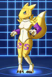 Mechsuit: Model Renamon v2