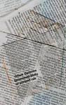 820x1300 Newspaper Texture