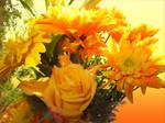 Stock Blumenstrauss