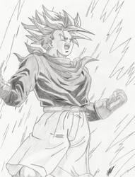 Trunks Power Up