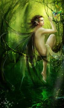 Green Elf----Laiquendi
