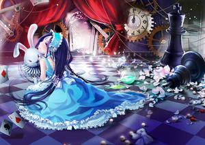Thanatos in Alice World