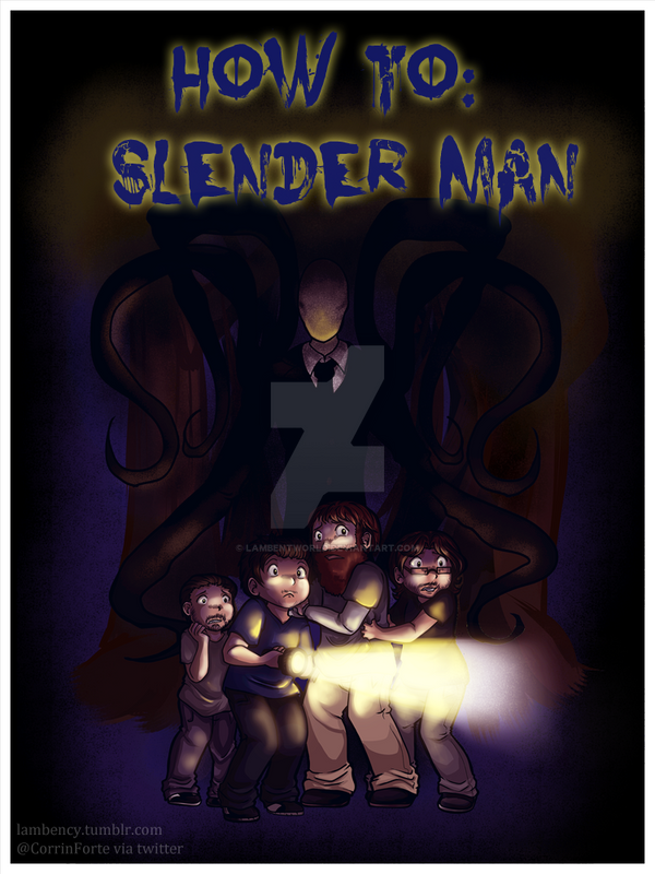 How To Stop It Slender by Lambentworld