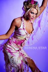 Shannon James as Spring by OfficialSerenaStar