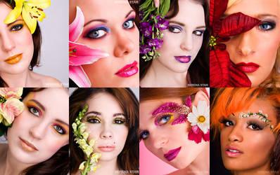 Makeup artist by OfficialSerenaStar