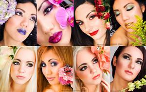 Makeup Artist: 2 by OfficialSerenaStar