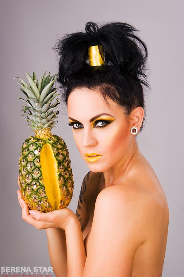Pineapple by OfficialSerenaStar