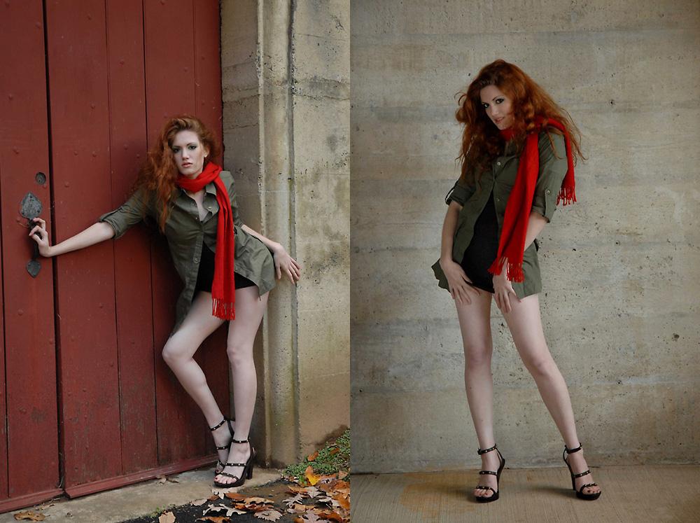 Fashion- Amanda Razzi 3 by OfficialSerenaStar