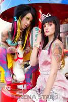 Tattoo Carousel by OfficialSerenaStar