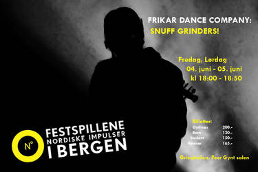 FRIKAR - Festspillene i Bergen by Krisssto
