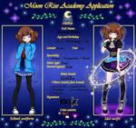[MRA] Haruno Rikka - App