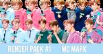 NCT Mark (Render Pack #1)