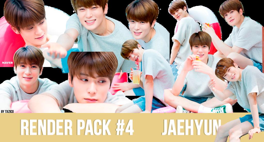 Render Pack #4 NCT Jaehyun by txzico