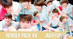 Render Pack #4 NCT Jaehyun